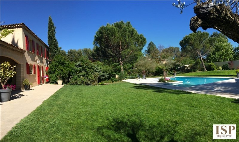 Vente de prestige maison / villa Les milles 1095000€ - Photo 3