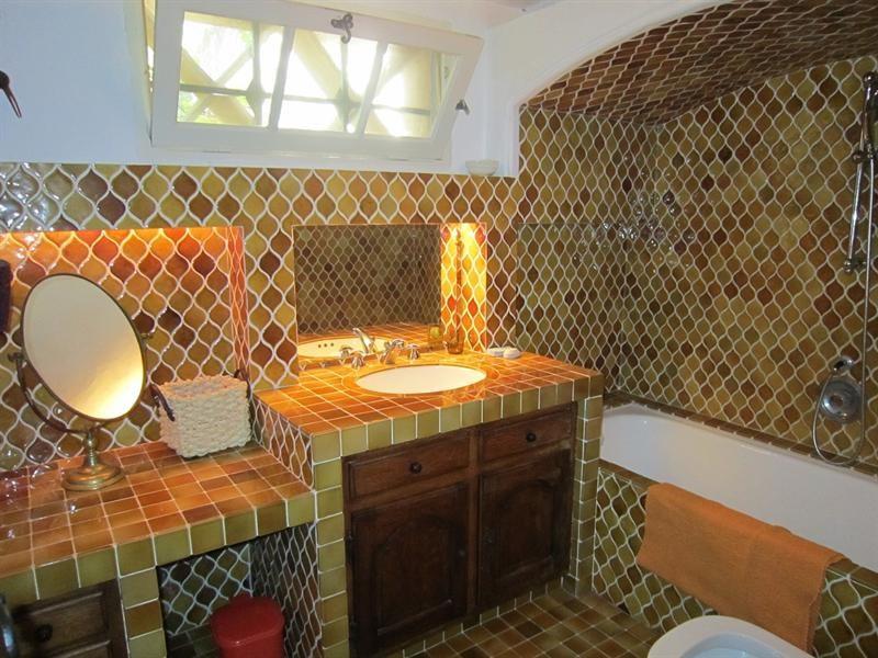 Vacation rental house / villa Cavalaire sur mer 1000€ - Picture 13