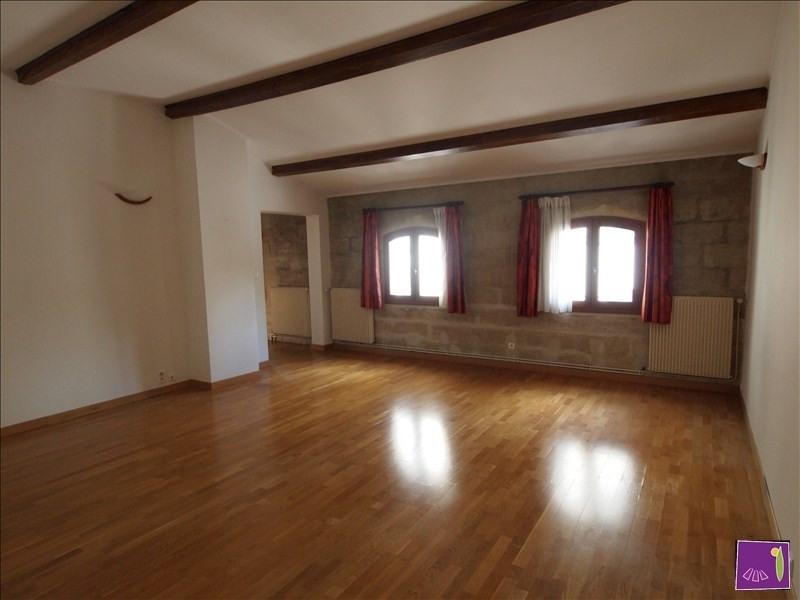Vente appartement Uzes 262000€ - Photo 1