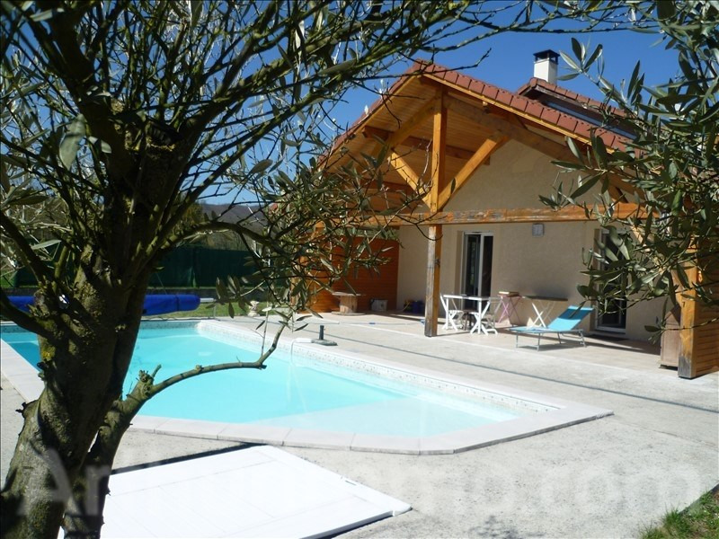 Sale house / villa St marcellin 269000€ - Picture 2
