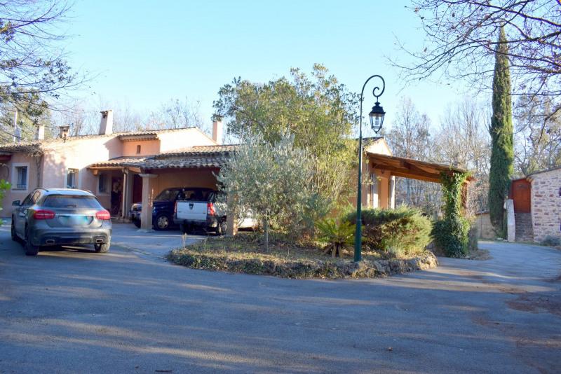Immobile residenziali di prestigio casa Bagnols-en-forêt 998000€ - Fotografia 4