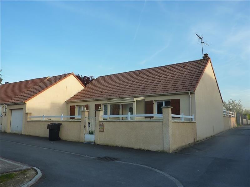 Sale house / villa Nanteuil le haudouin 225000€ - Picture 1