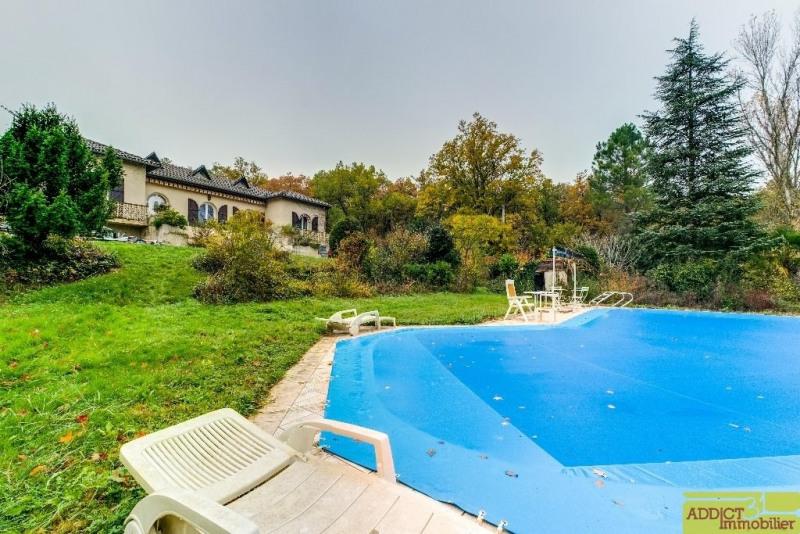 Vente maison / villa Secteur gragnague 440000€ - Photo 2