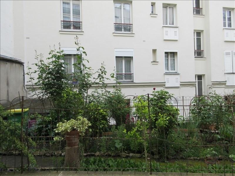 Sale apartment Paris 20ème 153000€ - Picture 1