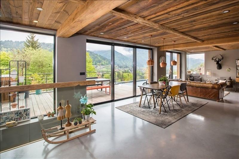 Verkoop van prestige  huis Montriond 1850000€ - Foto 1