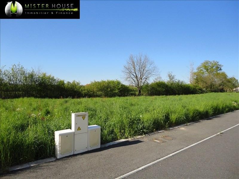 Vendita terreno Meauzac 48000€ - Fotografia 3