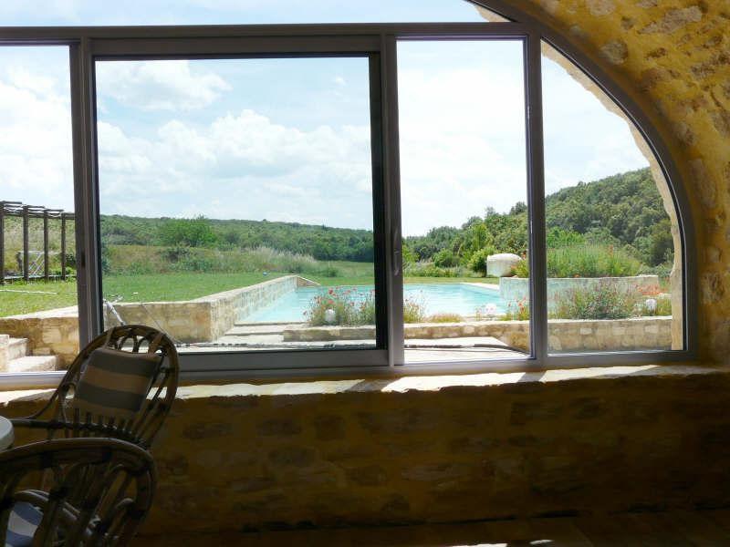 Vente de prestige maison / villa Barjac 695000€ - Photo 5