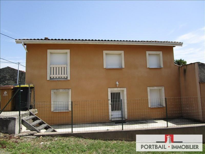 Location maison / villa Cartelegue 615€ CC - Photo 1