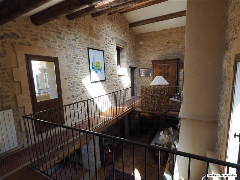 Deluxe sale house / villa Uzes 945000€ - Picture 7