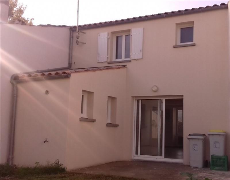 Vente maison / villa Moragne 123000€ - Photo 2