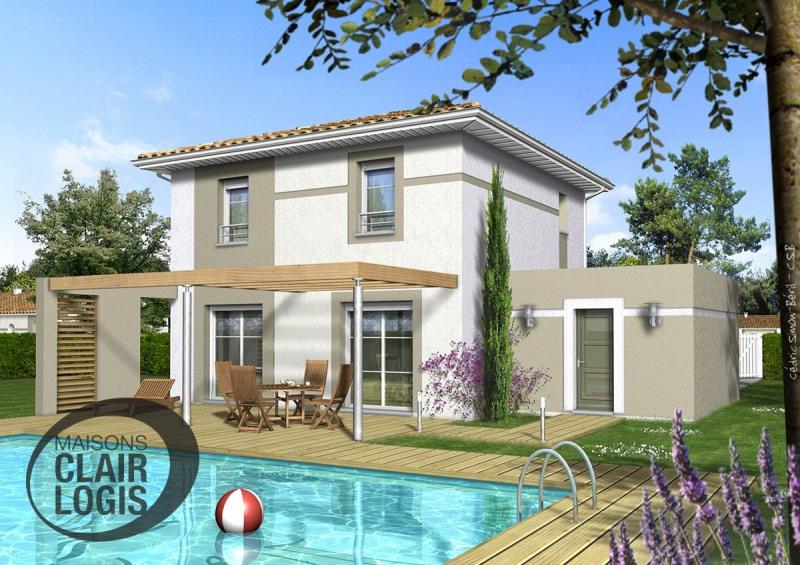 Maison  4 pièces + Terrain 350 m² Sauvian par MAISONS CLAIR LOGIS BEZIERS
