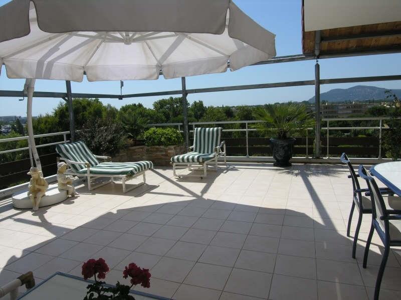 Deluxe sale apartment Mandelieu la napoule 890000€ - Picture 1