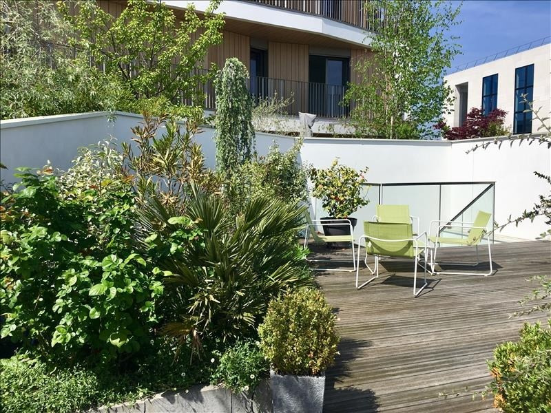 Deluxe sale apartment Boulogne billancourt 1 340 000€ - Picture 10