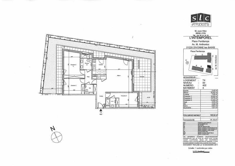 Vente appartement Divonne les bains 590000€ - Photo 7