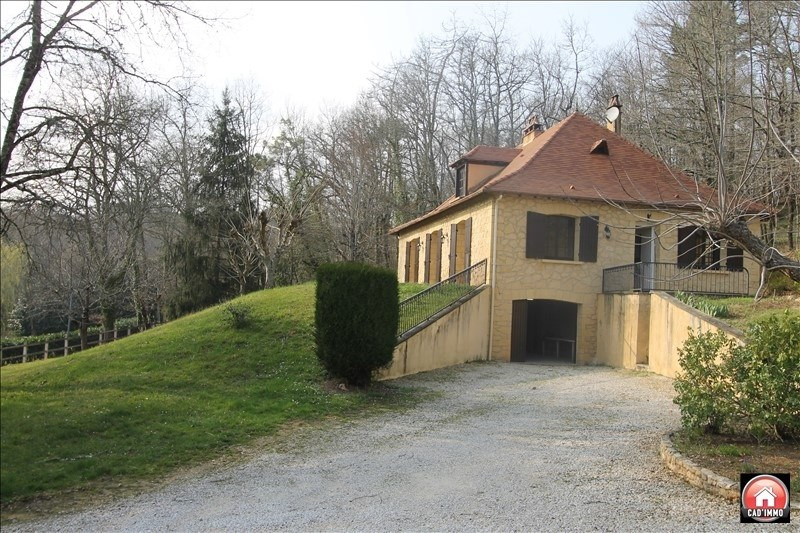 Sale house / villa Queyssac 214000€ - Picture 3