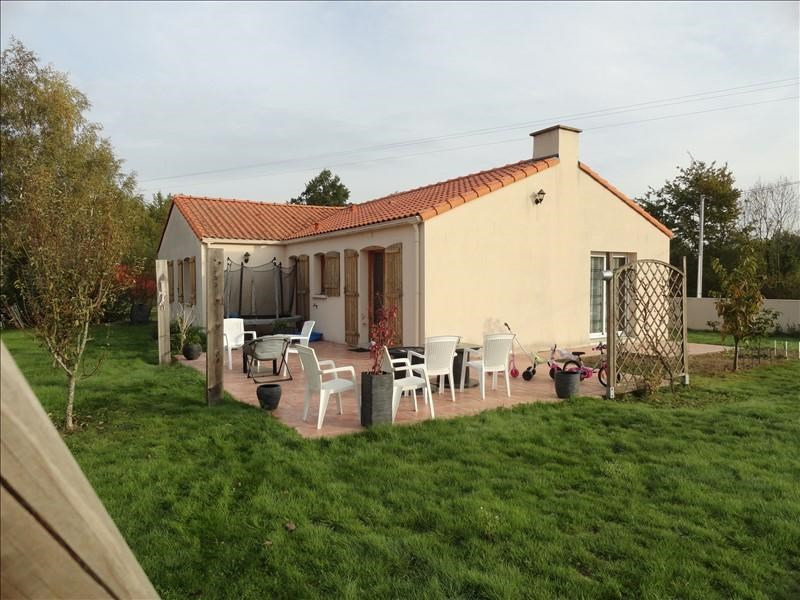 Vente maison / villa La chapelle heulin 299 900€ - Photo 1