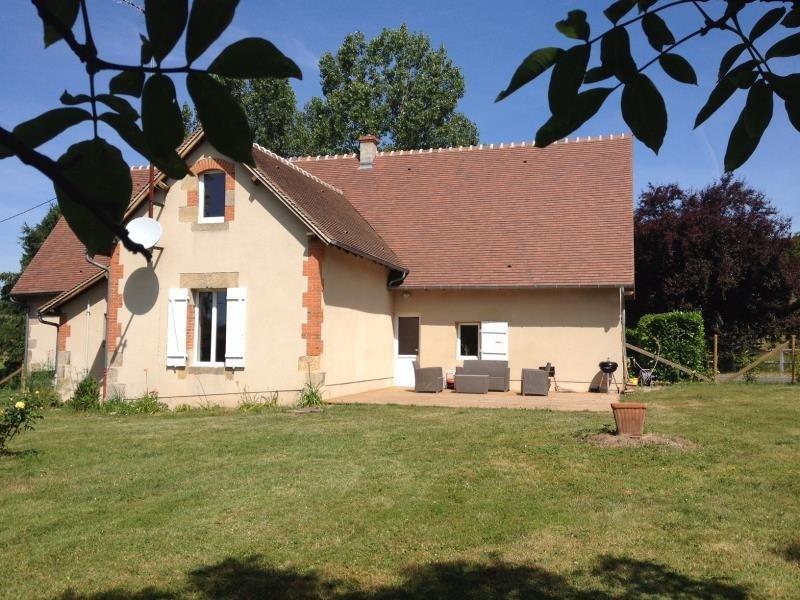 Venta  casa Aubigny 171000€ - Fotografía 1