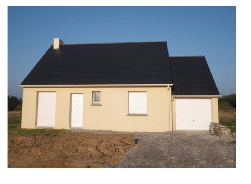 """Modèle de maison  """"Maison plain pied"""" à partir de 4 pièces Indre-et-Loire par MAISON LE MASSON TOURS"""
