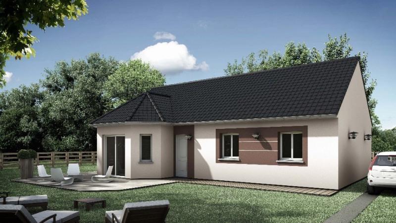 Maison  4 pièces + Terrain 1800 m² Saint-Benoît-des-Ombres par EXTRACO CREATION