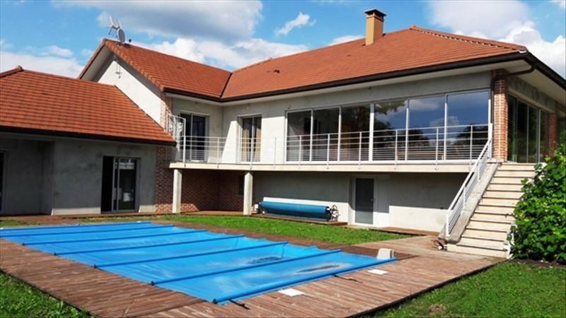 Vente maison / villa Condamine 550000€ - Photo 1