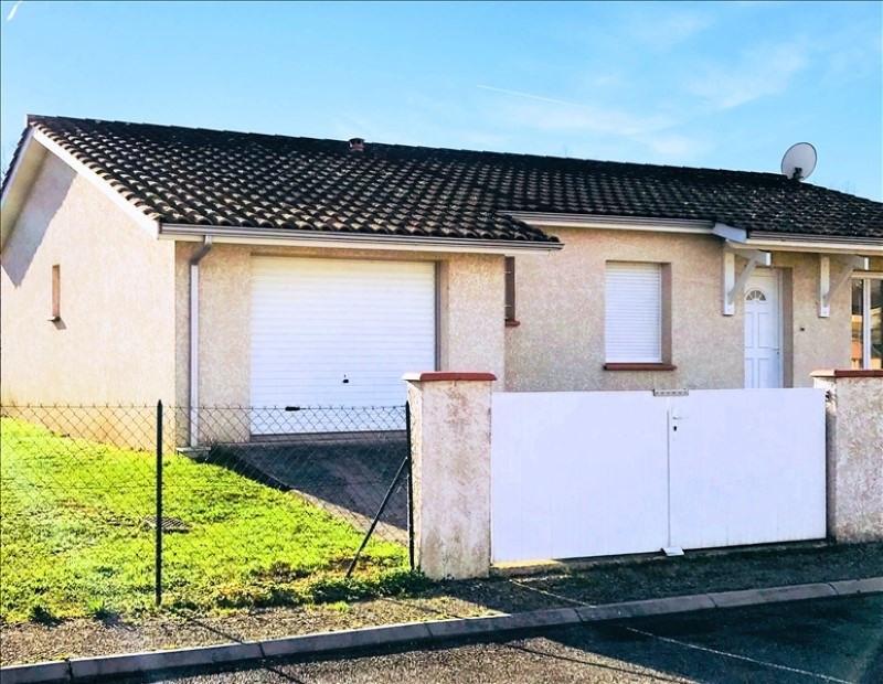 Vente maison / villa Castelsarrasin 169900€ - Photo 1