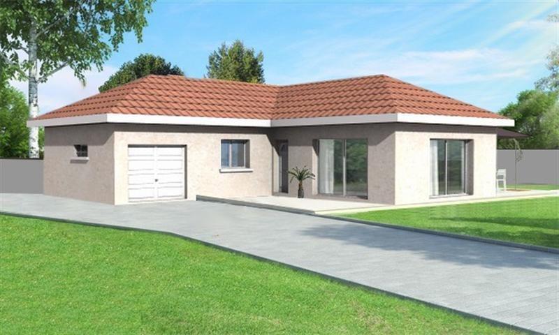 Maison  4 pièces + Terrain 877 m² Montferrat (38620) par MAISON PRO-ALPES