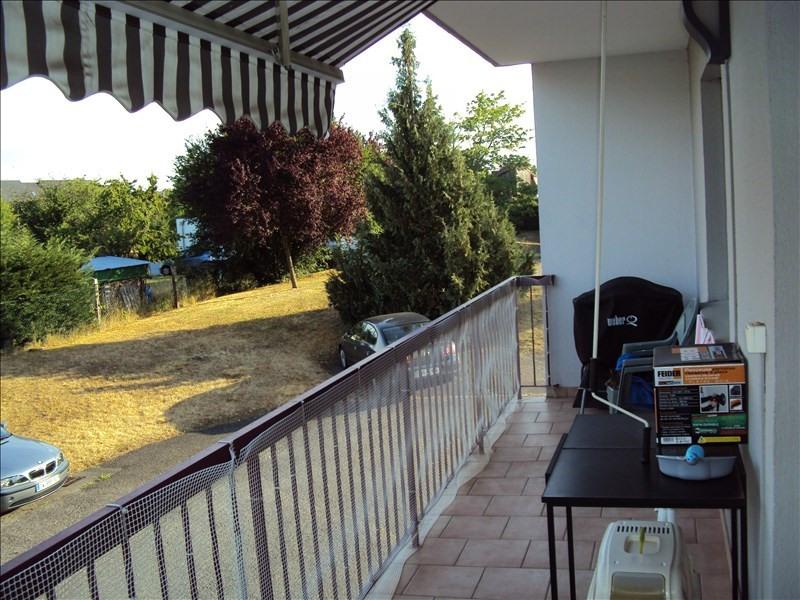 Sale apartment Rixheim 202000€ - Picture 2