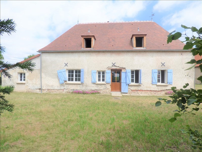 Vente maison / villa Paray sous briailles 209000€ - Photo 1