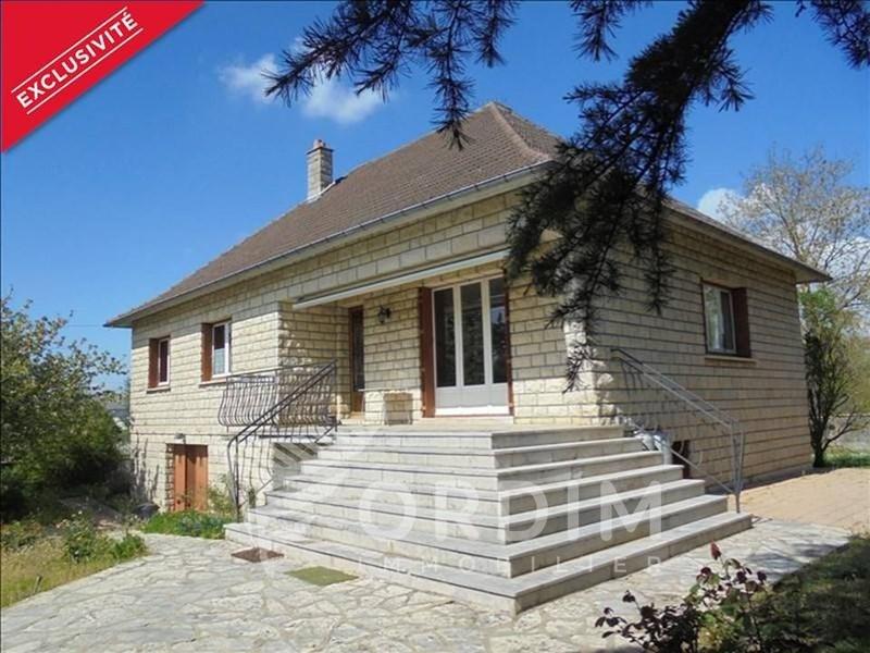 Sale house / villa Beaulieu sur loire 154000€ - Picture 1