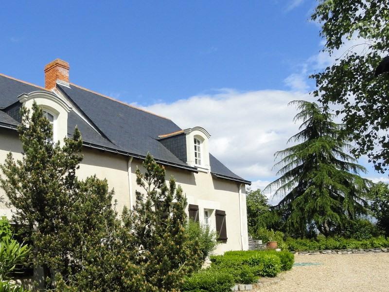 Deluxe sale house / villa Mûrs-erigné 530000€ - Picture 2