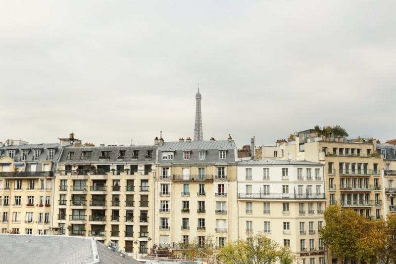 Vente de prestige appartement Paris 7ème 1125000€ - Photo 4