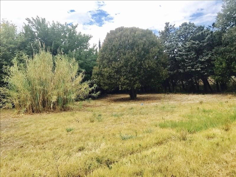 Vente terrain Salon de provence 189 000€ - Photo 1