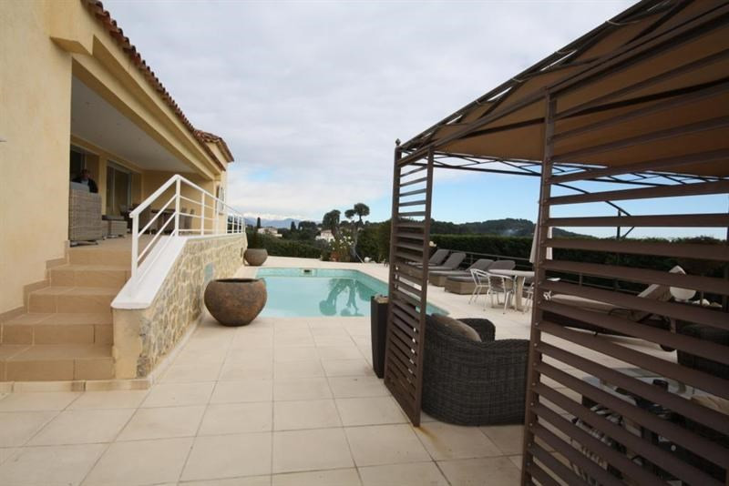 Deluxe sale house / villa Vallauris 1 850 000€ - Picture 4