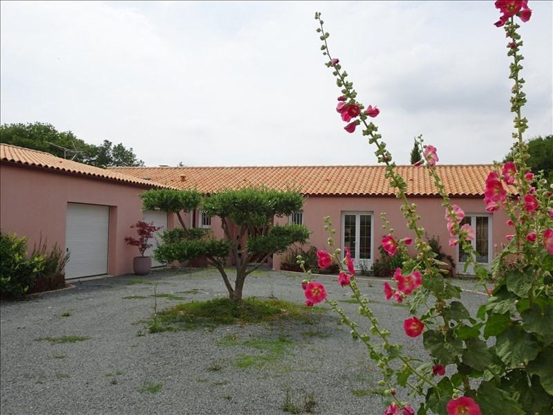 Sale house / villa Mauze sur le mignon 288750€ - Picture 1