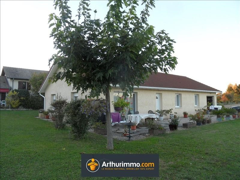 Location maison / villa St chef 850€ CC - Photo 1
