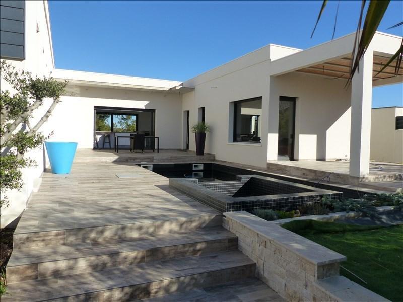 Sale house / villa Boujan sur libron 425000€ - Picture 1
