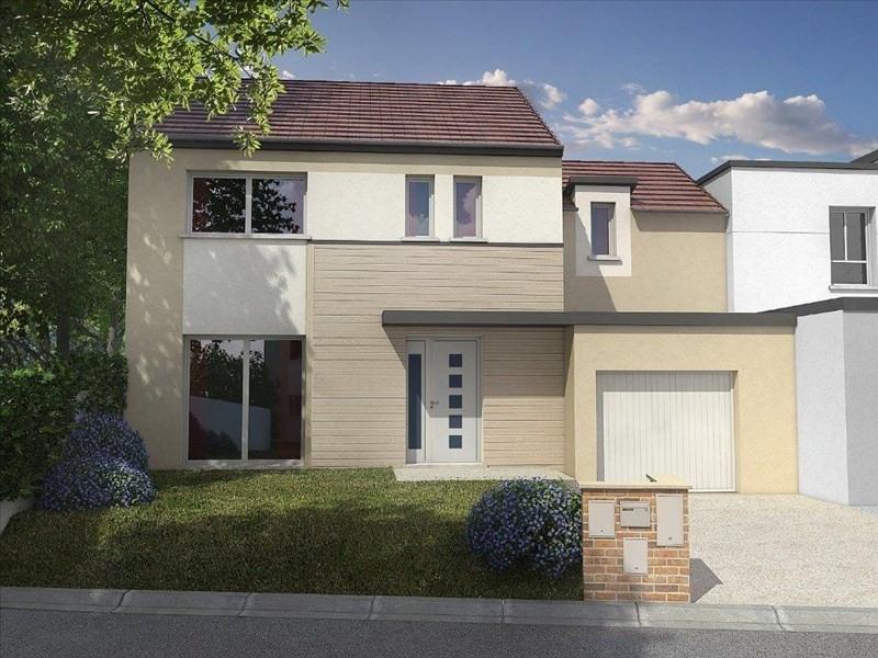 Vente maison / villa Igny 390439€ - Photo 2