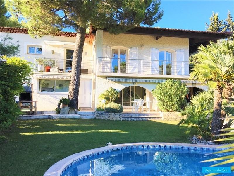 Vente de prestige maison / villa Carnoux en provence 850000€ - Photo 1