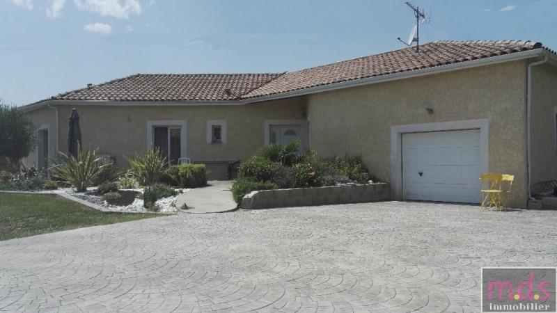 Vente maison / villa Verfeil secteur 350000€ - Photo 1