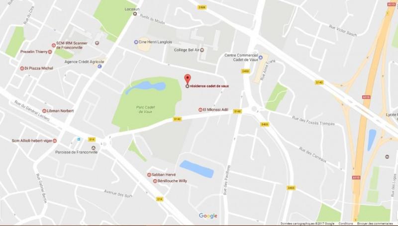 Rental parking spaces Franconville 50€ CC - Picture 2