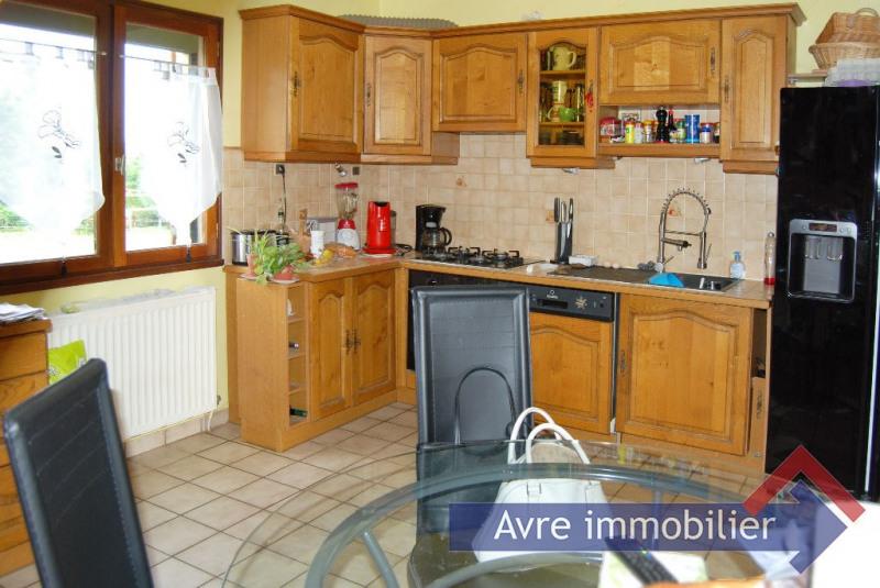 Vente maison / villa Verneuil d'avre et d'iton 183500€ - Photo 2