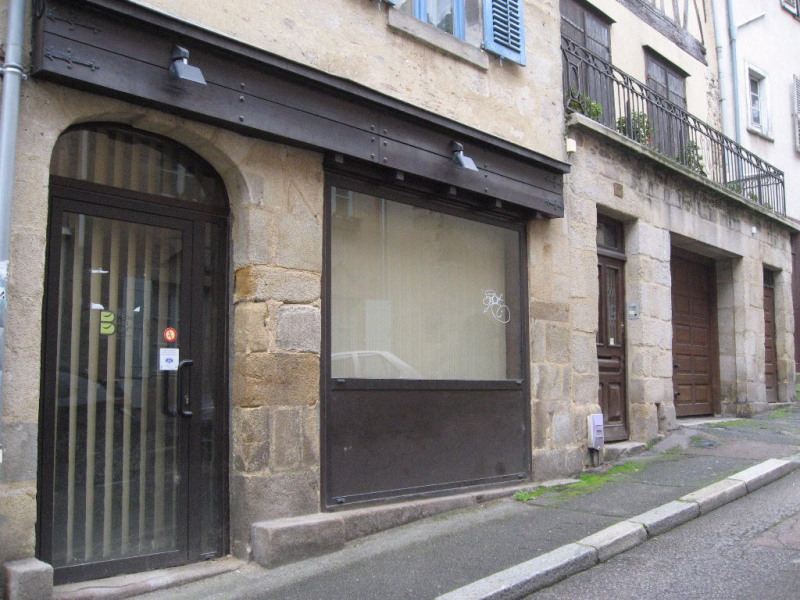 Location local commercial Limoges 600€ HC - Photo 1