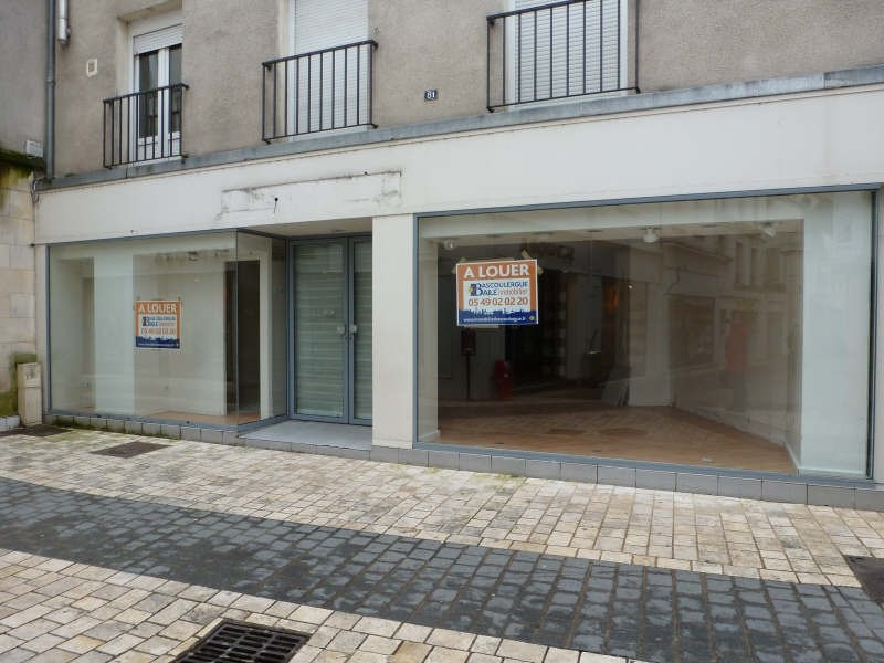 Location local commercial Chatellerault 1470€ HT/HC - Photo 1