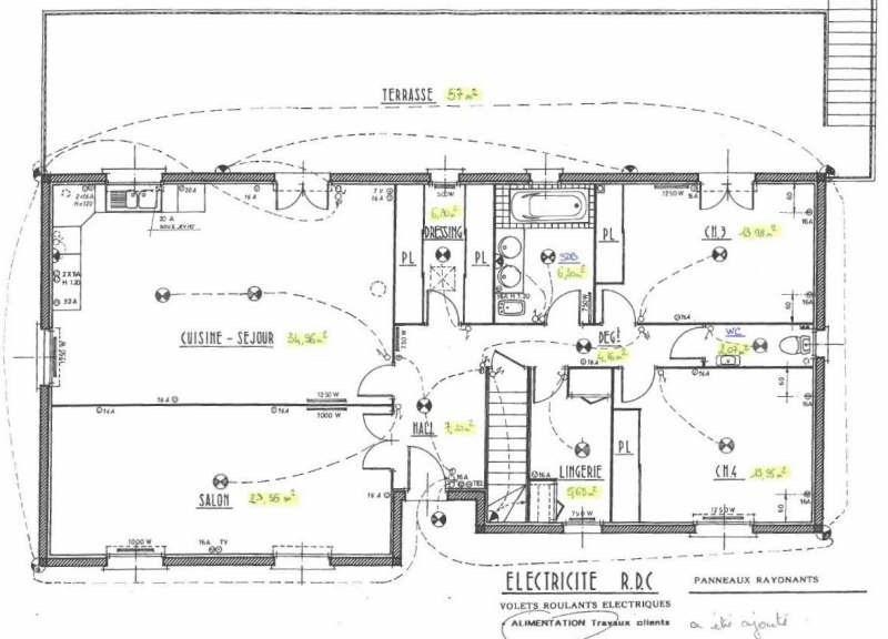 Sale house / villa Sancergues 220000€ - Picture 9