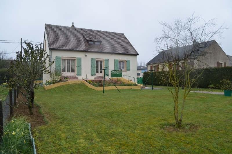 Venta  casa Mamers 184000€ - Fotografía 1