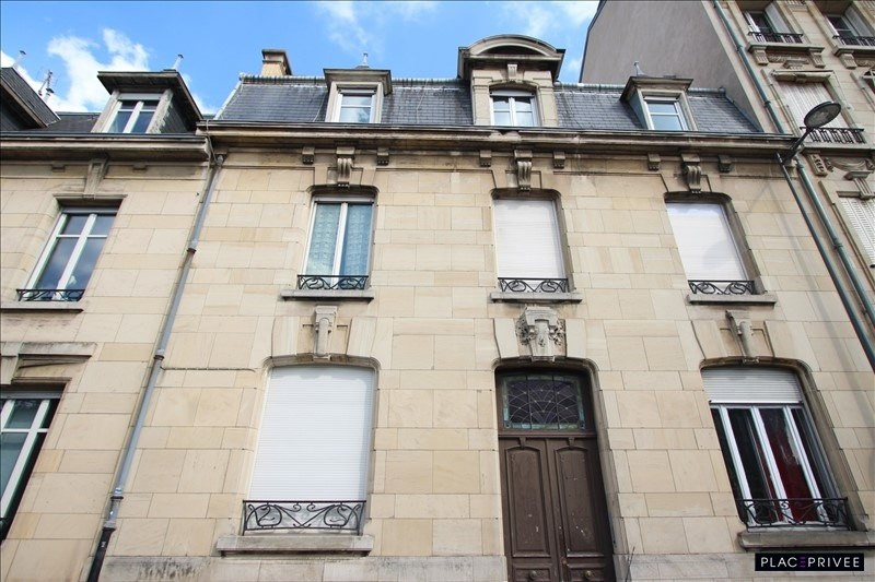 Sale apartment Nancy 149000€ - Picture 1