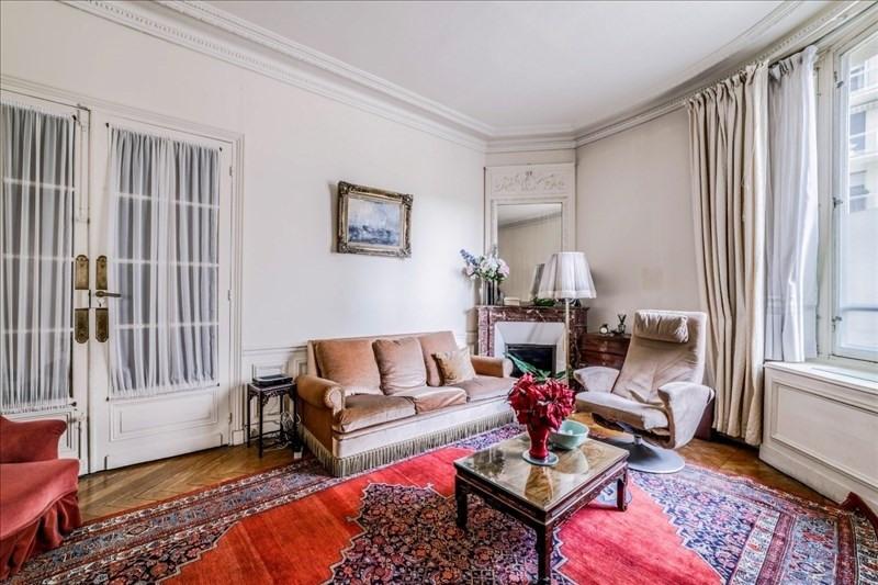 Vente appartement Paris 16ème 865000€ - Photo 3