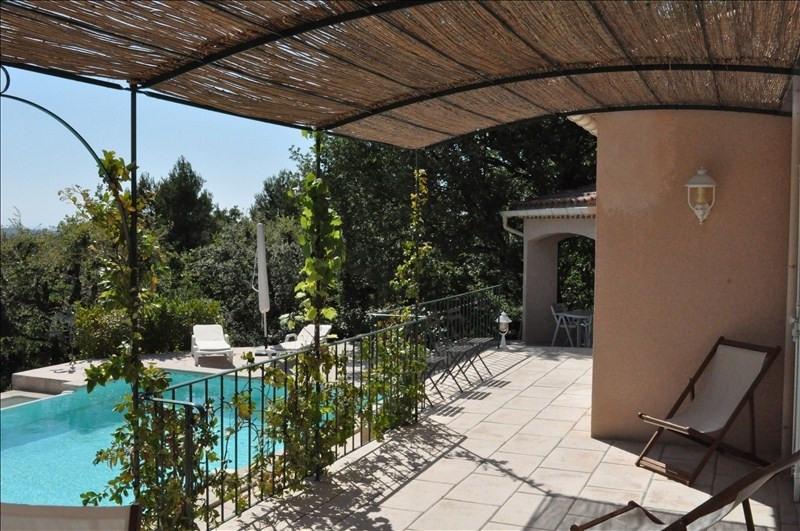 Vente maison / villa Malemort du comtat 518000€ - Photo 4