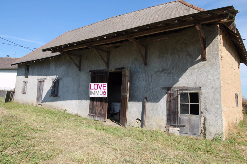 Vente terrain Les abrets 143 000€ - Photo 1