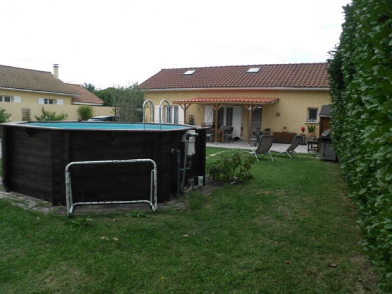 Sale house / villa Beauvoir de marc 189000€ - Picture 1